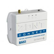 ZONT CONNECT GSM  термостат для газовых котлов BAXI