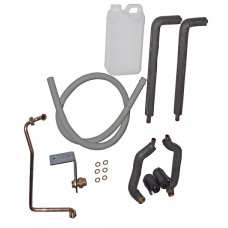 Набор трубопроводов для для установки гидравлич. модуля DKS 6-8 MSB на водонагревателе BSL