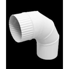 Отвод, угол 90 градусов, диаметр 110 мм