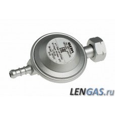 Регулятор давл.газа GOK 1,5 кг/час 37 мбар Shell x наконечник 8 mm СНГ (Тип EN61)