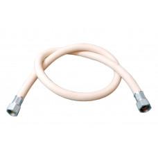 Газовый шланг длина 0,5 м 12 мм г/г белый