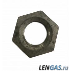 Контргайка Ду15 стальная ГОСТ 8968-75