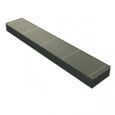 Конвектор, EKN, 190*120*1000, роликовая решетка, цвет алюминий