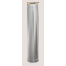 Сэндвич-труба D115/200, 1000 мм, СТАНДАРТ о/н