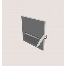 Дверка зольная Куппер ПРО-36,42