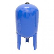 Вертикальные гидроаккумуляторы ULTRA-PRO (Объем, л-50 (Синий))