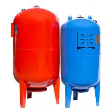 Вертикальные гидроаккумуляторы ULTRA-PRO (Объем, л-1500 (Синий))
