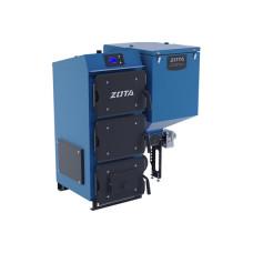 Твердотопливный автоматический котел ZOTA Forta 12