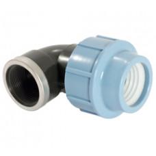 Отвод 90 с внутр. резьбой TM 265010 ф20 х1/2