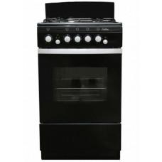 Газовая плита De Luxe 5040.36г (щ) черный