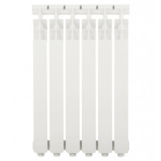Радиатор алюминиевый Alecord 500/60 6 секции