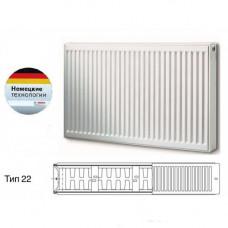 Радиатор стальной Buderus Logatrend K-Profil Тип 22 300 1000