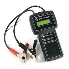 Тестер контроля емкости АКБ Skat-T-auto, 12В, емкость АКБ 1,2-120Ач, экран