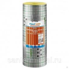 Теплоизоляция для теплого пола Порилекс НПЭ ЛП А 3мм*1200мм*25мм Экофол