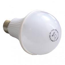 Лампа аварийного освещения SKAT LED-220 E27, АКБ Li-ion 5W, 6000 k, 350 лм, 3ч