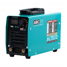 Аппарат ALTECO сварочныйARC-275 Standard