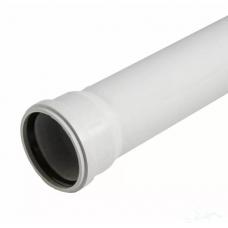 Труба для бесшумной канализации из ПП 110*3,4*2000 мм, Политэк (5)