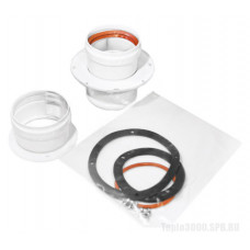 Комплект дымоудаления коаксиальный KIT (BCSA) 0493