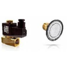 Клапан дренажный Carel с адаптерами ECKDSV0000