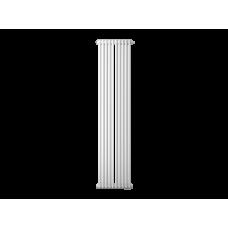 Радиатор труб, Zehnder Charleston 3180, 08 сек., 1/2 ниж. подкл. RAL9016 (кроншт. в компл)