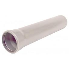 Труба для бесшумной канализации из ПП 110*3,4*500 мм, Политэк (20)
