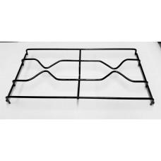 Решетка стола Лада Nova CG 32013 W/B  2-х конф. проволочная